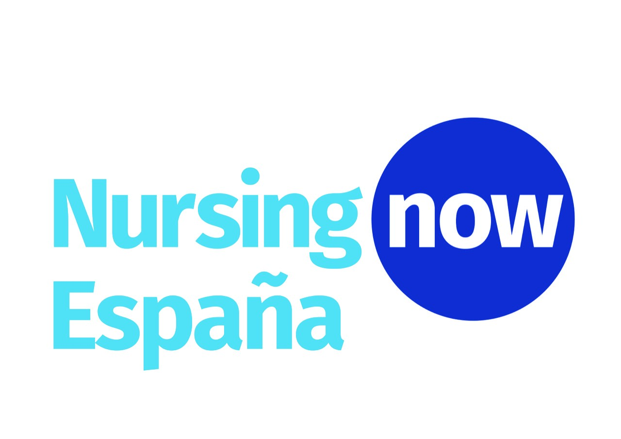 Logo Nursing Now España